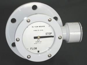 油流指示計(油流継電器)