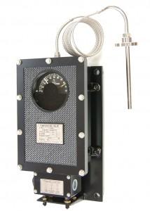 巻線/油温度継電器