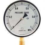 普通形圧力計
