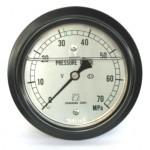 油入圧力計