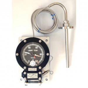 蒸気圧式温度計(変圧器用)